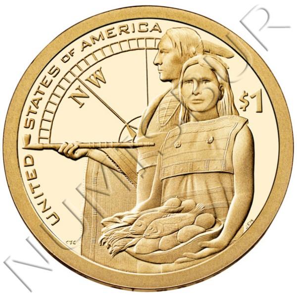 1$ EEUU 2014 - Expedición de Lewis y Clark