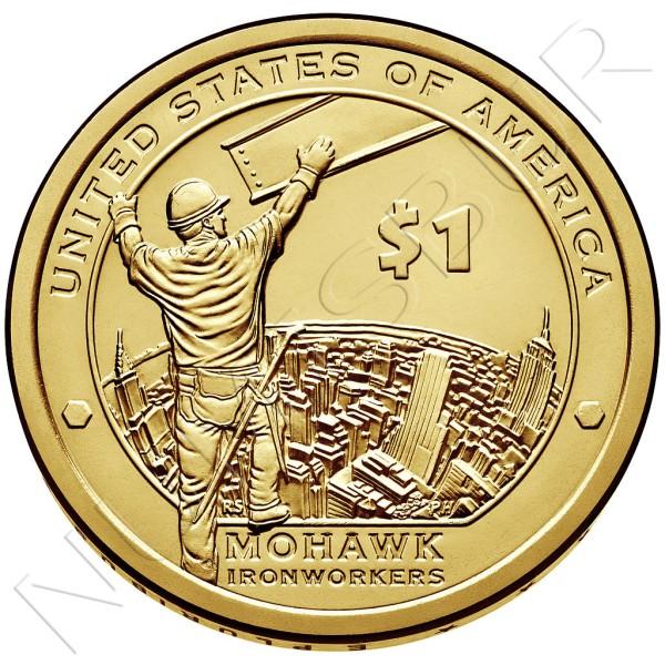1$ EEUU 2015 - Mohawk