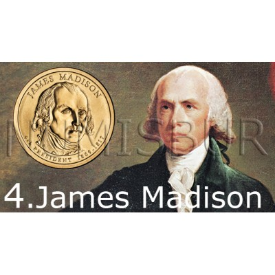 1$ EEUU 2007 - 4º James Madison