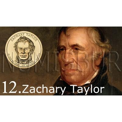 1$ EEUU 2009 - 12º James K. Polk