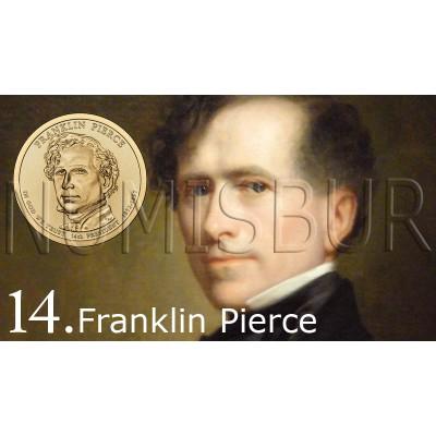 1$ EEUU 2010 - 14º Franklin Pierce