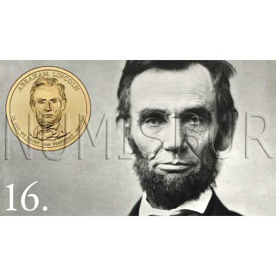 1$ EEUU 2010 - 16º Abraham Lincoln