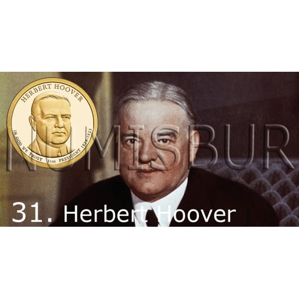 1$ EEUU 2014 - 31º Herbert Hoover
