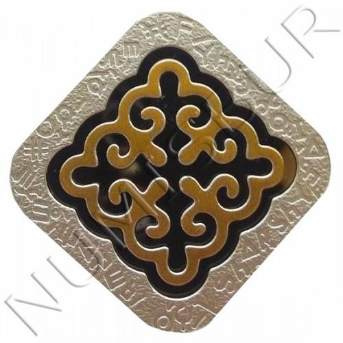 500 tenge KAZAJISTAN 2018 - SHARSHY Carving