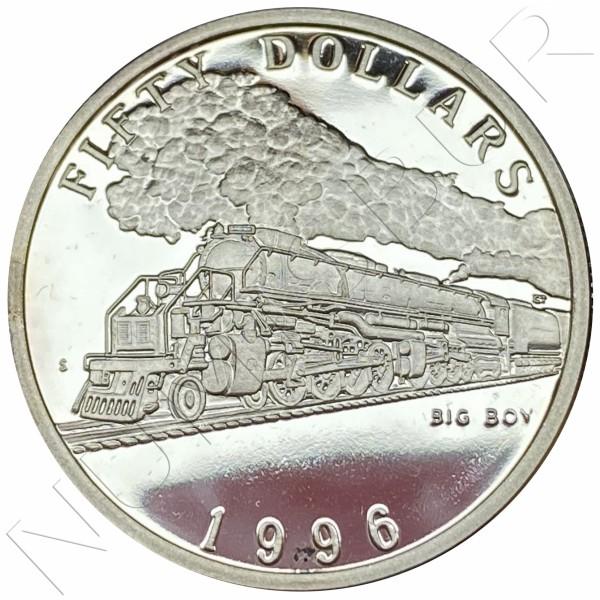 50$ MARSHALL ISLANDS 1996 - Big Boy