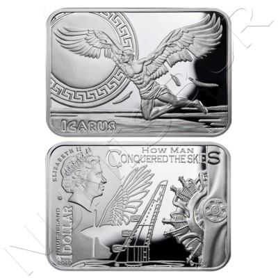 1$ NIUE ISLANDS 2010 - Icarus