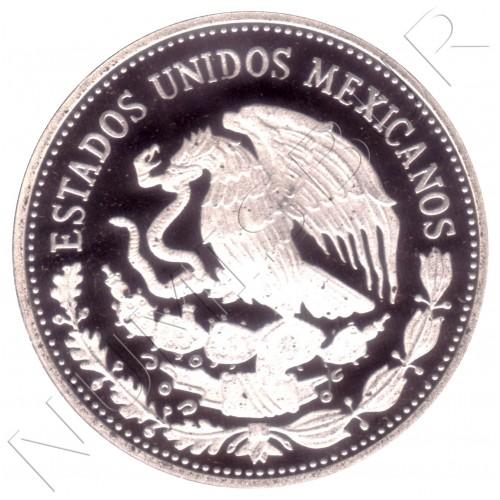 50 pesos MEXICO 1986 - Copa del Mundo de fútbol México Gol