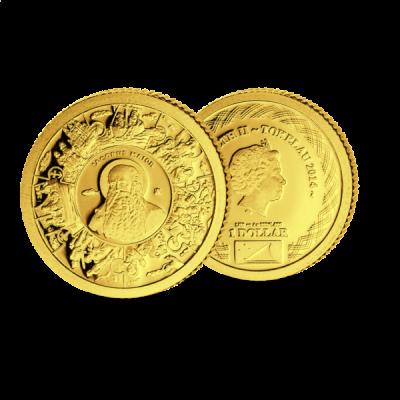 1$ TOKELAU 2014 - Apóstol Jacobo