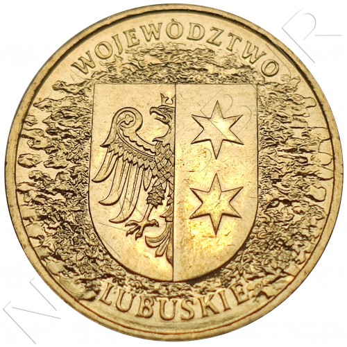 2 zl POLAND 2004 - Lubuskie