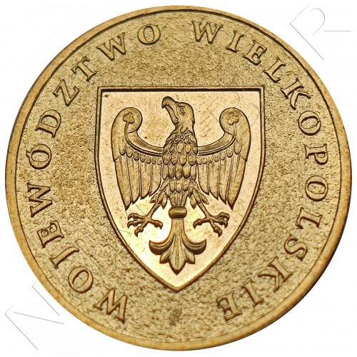 2 zl POLAND 2004 - Wojewodztwo Wielkopolskie