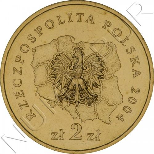 2 zl POLAND 2004 - Dolnoslaskie