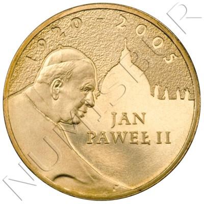 2 zl POLONIA 2005 - Papa Juan Pablo II