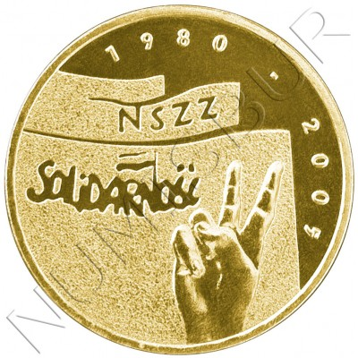 2 zl POLONIA 2005 - Sindicato Solidario