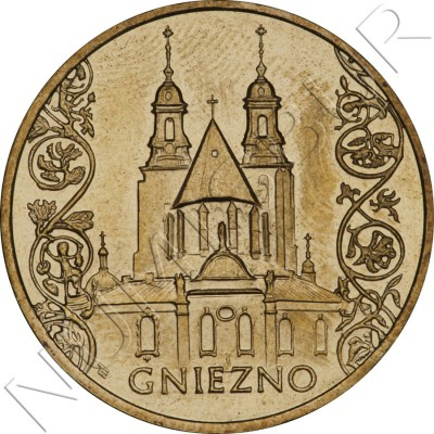 2 zl POLONIA 2005 - Gniezno