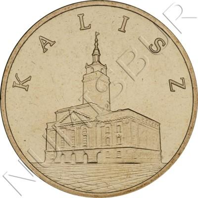 2 zl POLONIA 2006 - Kalisz