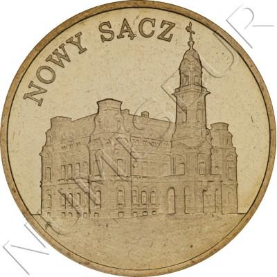 2 zl POLONIA 2006 - Nowy Sącz