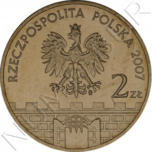 2 zl POLONIA 2007 - Stargard Szczeciński