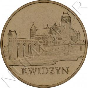 2 zl POLONIA 2007 - Kwidzyn