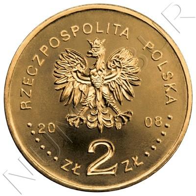 2 zl POLONIA 2008 - 40 aniversario de marzo de 1968