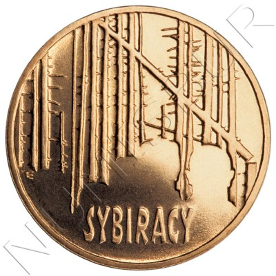 2 zl POLONIA 2008 - Sybiracy