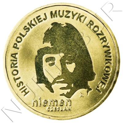 2 zl POLONIA 2009 - Czesław Niemen