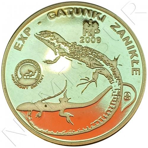 10 miedziakow POLOND 2009 - Green Lizard