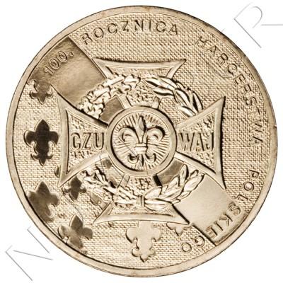 2 zl POLONIA 2010 - 100º aniv de la exploracion polaca