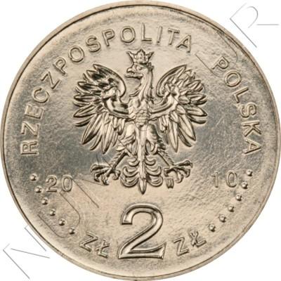 2 zl POLONIA 2010 - Krzysztof Komeda