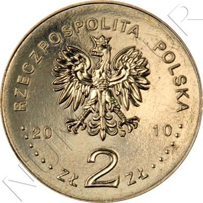 2 zl POLONIA 2010 - Benedykt Dybowski