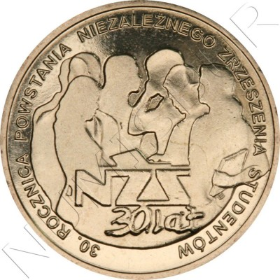 2 zl POLONIA 2011 - 30 aniversario NZS