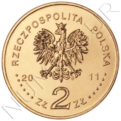 2 zl POLONIA 2011 - Ignacy Jan Paderewski