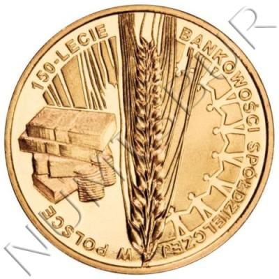 2 zl POLONIA 2012 - 150 aniv. banca cooperativa