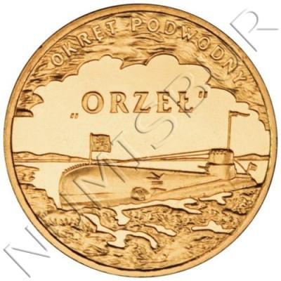 2 zl POLONIA 2012 - ORZEL