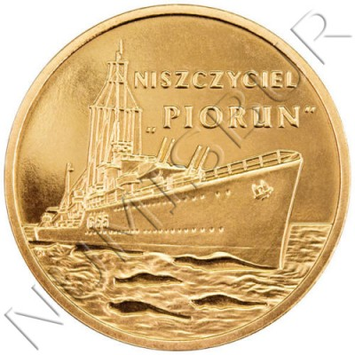 2 zl POLONIA 2012 - PIORUN