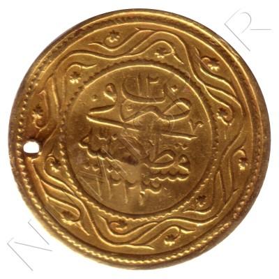 2 Rumi Altin TURKEY AH1223 año 12 Qustantiniyah
