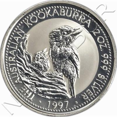 2$ AUSTRALIA 1997 - Kookaburra