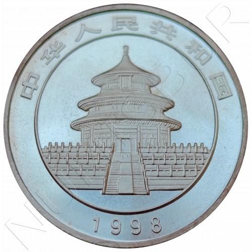 10 yuan CHINA 1998 - Panda