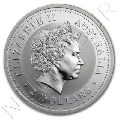 2$ AUSTRALIA 2003 - Kookaburra