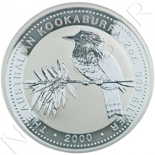 2$ AUSTRALIA 2000 - Kookaburra