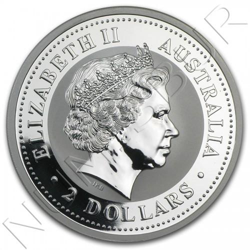 2$ AUSTRALIA 2004 - Monkey