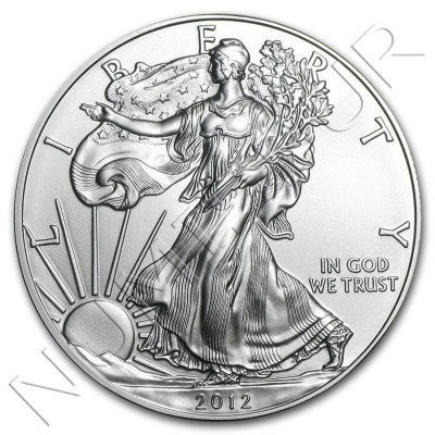 1$ EEUU 2012 - American Eagle