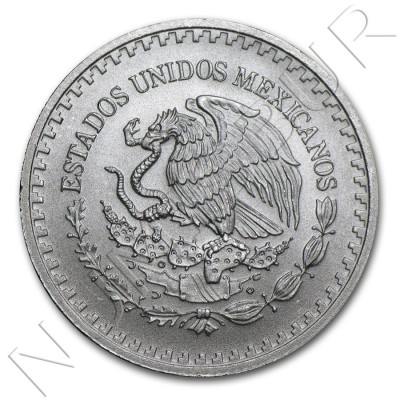 1/10 oz MEXICO 2013  - Liberty
