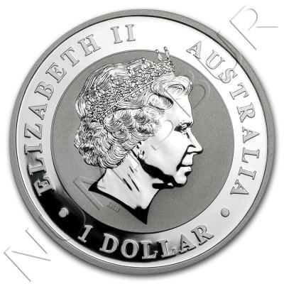 1$ AUSTRALIA 2013 - Kookaburra