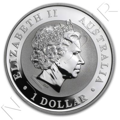 1$ AUSTRALIA 2014 - Koala