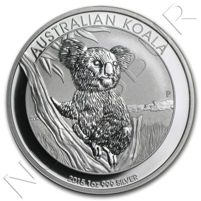 1$ AUSTRALIA 2015 - Koala