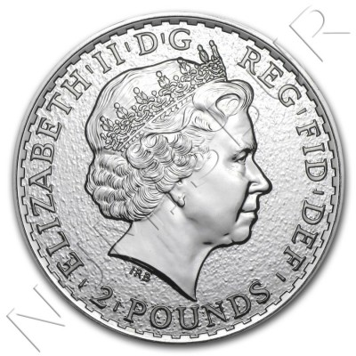 2£ GREAT BRITAIN 2015 - Britannia