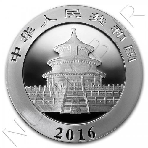 10 yuan CHINA 2016 - Panda