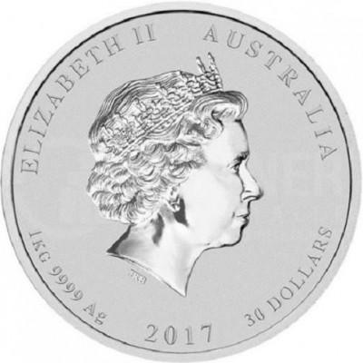 30$ AUSTRALIA 2017 - Gallo 1KG