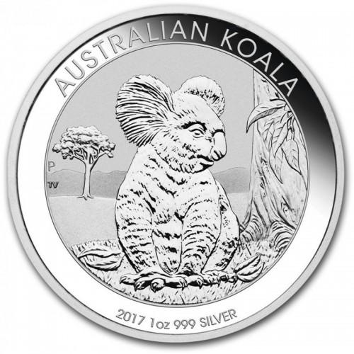 1$ AUSTRALIA 2017 - Koala
