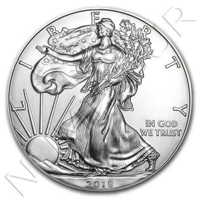 1$ EEUU 2018 - American Eagle